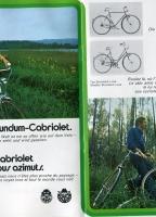 Moor Broschüre 70er Jahre