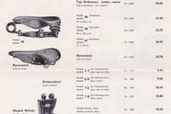 Renard Broschüre 1957