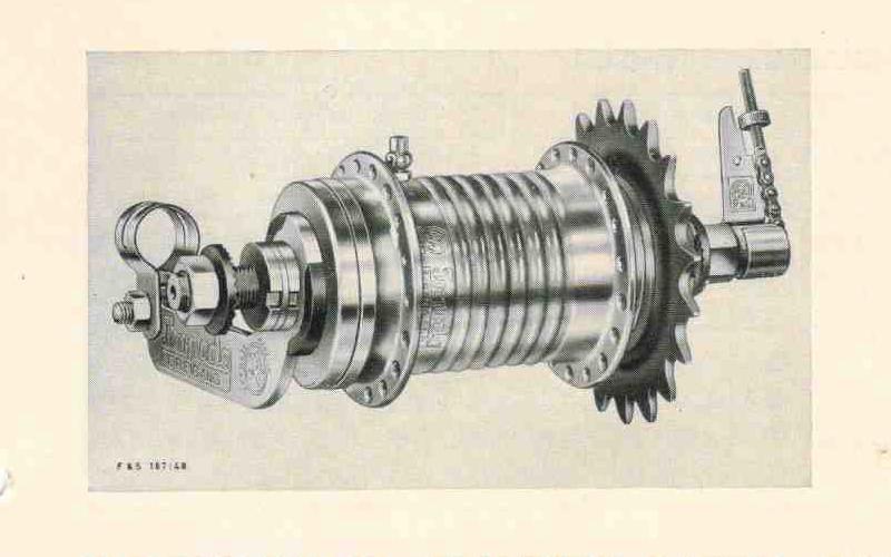 Torpedo Dreigang-Nabe 515