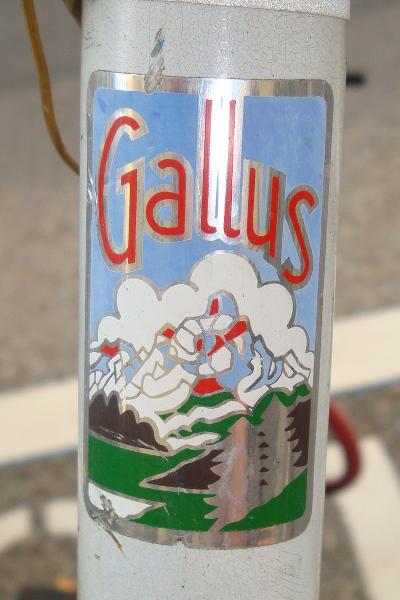 Logo Gallus