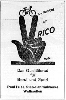 """""""Rico"""", intégrateur suisse de motos de RDA Rico53"""