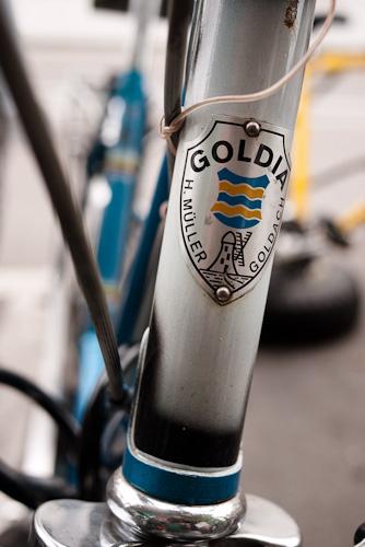 Logo Goldia